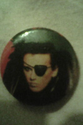 Pete Burns/Dead Or Alive Youthquake album mid-'80's pin/badge/button