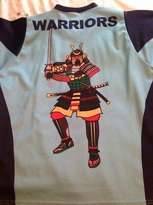 Hunslet Warriors Arlfc Shirt - Size Large