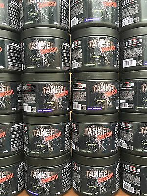 Tanked Smash Pre-Workout 50 Strong Servings Better Than Curse C4 1Mr Supplement