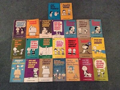 Snoopy, Charlie Brown Books