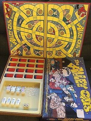 The Alley Cats Vintage Board Game, Ideal 1970's, 100% complete very good conditi