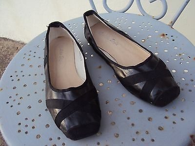 Ballerines Like Style Taille 38 Noires