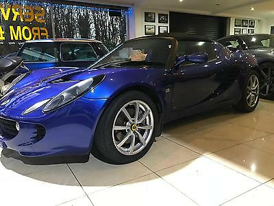 Lotus Elise  111R   ONLY 13K Miles Magnetic Blue