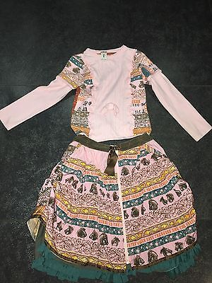 Save The Queen Girls Outfit Age 8 Years