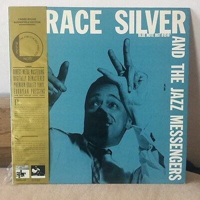 Horace Silver & The Jazz Messengers - Blue Note BST 81518 - Audiphile Edition