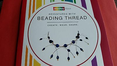 Jewellery Making Dvd Adventures With Beading Thread