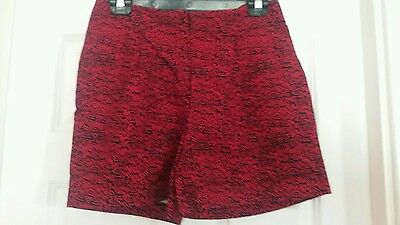 Ladies high waisted shorts size 10 by Next