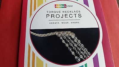 Jewellery Making Dvd Torque Necklace Projects