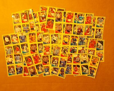 Merlin Premier League 2003 (03) Pocket Collection football stickers 100+
