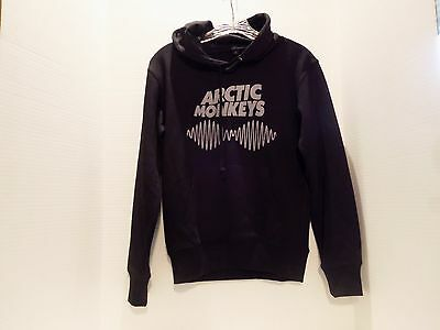 Arctic Monkeys Hoodie Front Pocket Sweat Shirt (Small) Indie Rock- Very Rare
