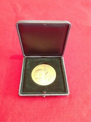 VATICAN 2000 MEDAL OF THE VISIT OF JOANNES PAULUS PP.11. AD 2000 L.Pancotto