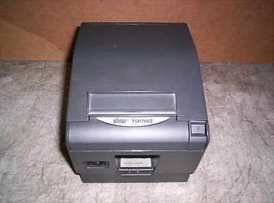 Star TSP700II Thermal Receipt Printer with Auto-Cutter USB Guaranteed