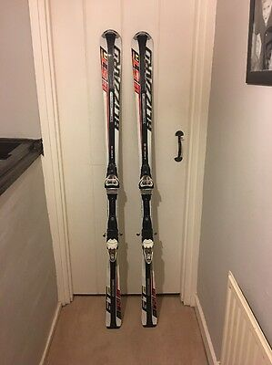 Blizzard Down Hill Skis With Marker Bindings