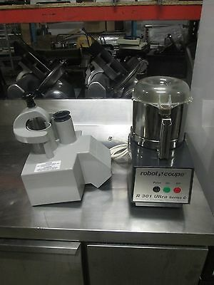 Robot Coupe R301 Ultra Series C Commercial Food Processor