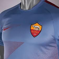 Nike AS Roma 2015-16 pre match training shirt - adult S available