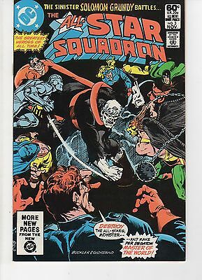 All Star Squadron 3 (FN)