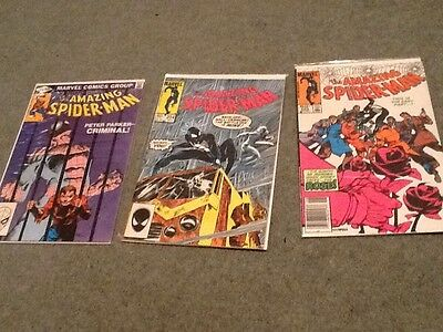 The Amazing Spider-man Comic Book Issue Damaged Slice To Covers Bagged Boarded