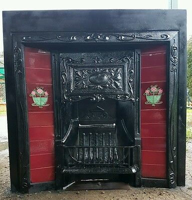 Antique fireplace (REDUCED by $600)