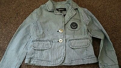 J Jeans girls short jacket for age 4 yrs in vgc only worn a few times.