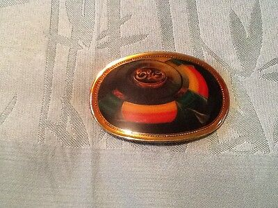 E.L.O. (Electric Light Orchestra) Belt Buckle