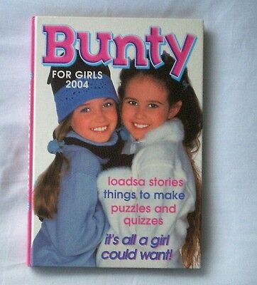 Bunty Annual 2004 Price Unclipped