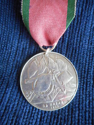 TURKISH CRIMEA MEDAL SARDINIAN ISSUE NAMED TO 3284 PATRICK LYONS 28th FOOT
