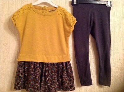 Girls Outfit Age 4 From Next Excellent Condition