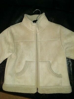 Girls coat from Next. Age 3. Immaculate condition!