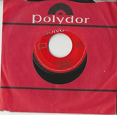 "James Brown : Get up I feel Like...... : 45 RPM 7"" Single 1970"
