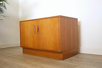 DELIVERY £40 Mid Century Retro Danish G Plan Teak TV Stand Unit Record Cabinet