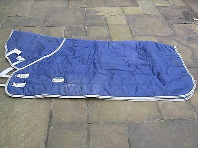 Weatherbeeta Under Rug Combo  with Integral Neck Wrap Size 6ft 3in