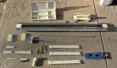 Working SILVER REED SK-120 Home Knitting Machine KANTAN BULKY With Accessories
