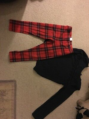 Girls Next Legging Top Outfit 5-6