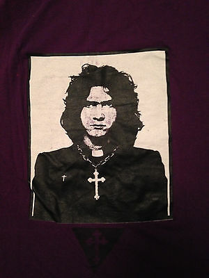 PAUL CHAIN Shirt Abysmal Grief Steve Sylvester Doom Metal Italy Horror Records