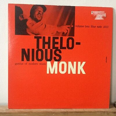 Thelonious Monk - Genius of Modern Music - Blue Note - Japanese Pressing