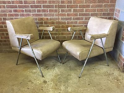 UNUSUAL VINTAGE MID CENTURY LOUNGE CHAIRS AMERICAN DANISH FRENCH 50's/60's/70's
