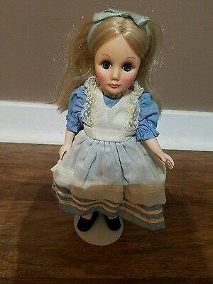 Vintage Madame Alexander Alice in Wonderland doll