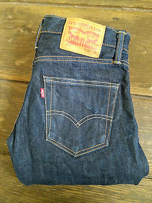 jeans LEVI'S 511 Slim Taille 28x32 comme NEUF
