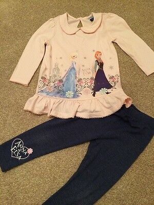 Frozen Outfit 1.5-2 Years