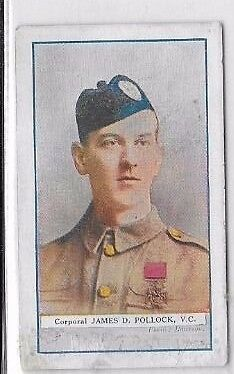 Gallaher Vc Heroes Number 82