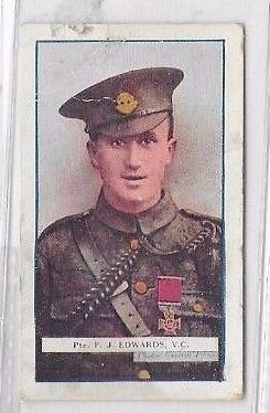 Gallaher Vc Heroes Number173