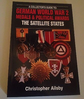 A Collectors Guide To German WW2 Medals & Political Awards The Satellite States