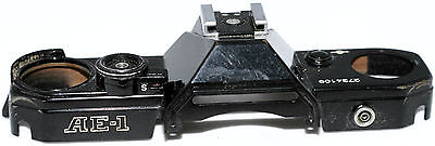 Used Top Cover for Black Canon AE-1