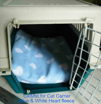 Cat Mat The DoZeee Pet Bed Company - Ideal for Ferplast cat carriers Washable