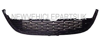 Vauxhall Astra J 2012-2015 Front Bumper Grille 5Dr Only Insurance Approved New