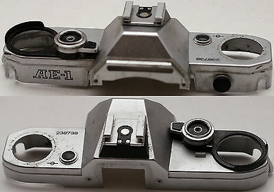 Used Top Cover for Canon AE-1 #a