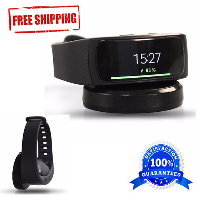 USB Charger For Samsung Gear Fit 2, Replacement Charging Cable Smart Watch