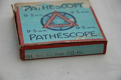 Vintage Pathescope Betty Boop 9.5mm Silent Film The Toy Shop