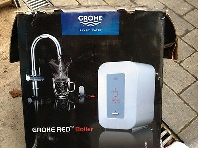 grohe water boiler