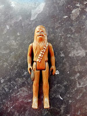 Vintage Star Wars figure Chewbacca 1977 no COO